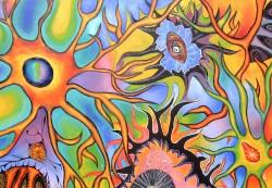 Picturi abstracte/ moderne Evolution