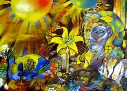 Picturi abstracte/ moderne Light