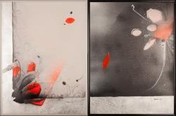 Picturi decor contrast