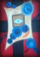 Picturi abstracte/ moderne Universul