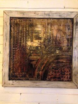 Picturi abstracte/ moderne Conexiuni 3