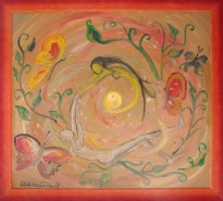 Picturi abstracte/ moderne Nasterea