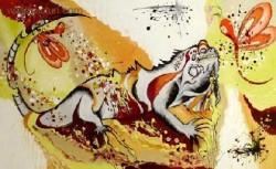 Picturi abstracte/ moderne Cu gandul la murphy