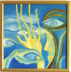 Picturi abstracte/ moderne Numai ochi