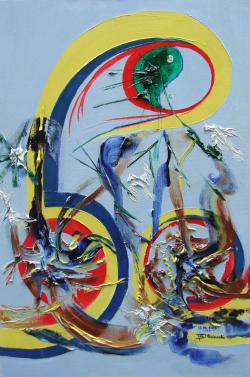 Picturi abstracte/ moderne PACE
