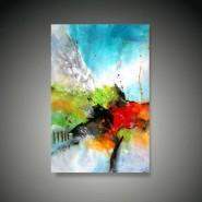 Picturi abstracte/ moderne O zi frumoasa 2