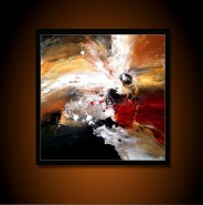 Picturi abstracte/ moderne We will be victorius
