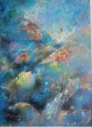 Picturi abstracte/ moderne Corali