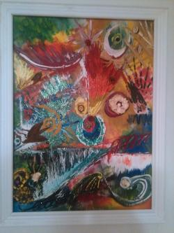 Picturi abstracte/ moderne adstract picture