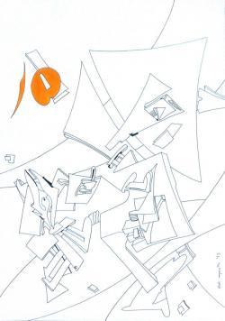 Picturi abstracte/ moderne Noi aspiratii
