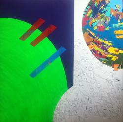Picturi abstracte/ moderne White Sail