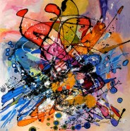 Picturi abstracte/ moderne Elixirul tineretii