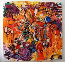 Picturi abstracte/ moderne Pictorii la tara