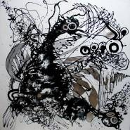 Picturi abstracte/ moderne Povestea unui inger