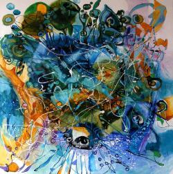 Picturi abstracte/ moderne Radu(avatar)