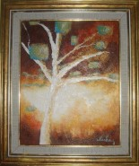 Picturi abstracte/ moderne Copacul cu vise