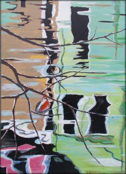 Picturi abstracte/ moderne reflexii 3