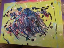 Picturi abstracte/ moderne dream moment