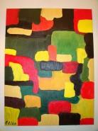 Picturi abstracte/ moderne Schimbarea