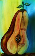 Picturi abstracte/ moderne Chitara cu sot