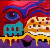 Picturi abstracte/ moderne Casa