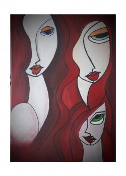Picturi abstracte/ moderne Popart1
