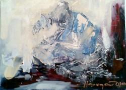 Picturi abstracte/ moderne Melancolie