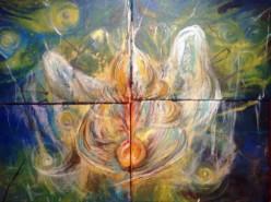 Picturi abstracte/ moderne Geneza