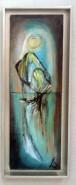 Picturi abstracte/ moderne Ultima imbratisare