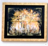 Picturi abstracte/ moderne Witches dance