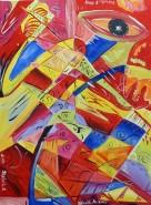 Picturi abstracte/ moderne Cum vrei