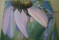 Picturi abstracte/ moderne Violet