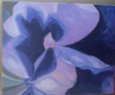 Picturi abstracte/ moderne Violet2