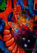 Picturi abstracte/ moderne Mirajul