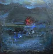 Picturi abstracte/ moderne Sunet nocturn