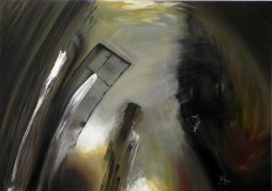 Picturi abstracte/ moderne Trecut