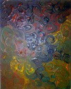 Picturi abstracte/ moderne Solar storm
