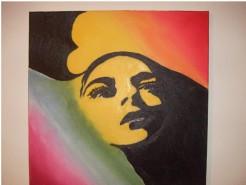 Picturi abstracte/ moderne Curcubeu