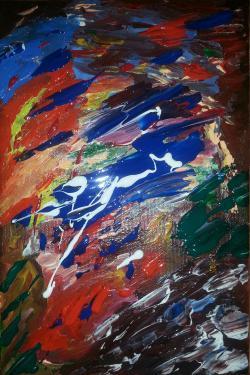 Picturi abstracte/ moderne Tablou2