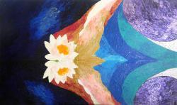 Picturi abstracte/ moderne In Oglinda