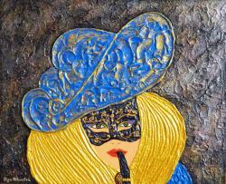 Picturi abstracte/ moderne Pastreaza Secretul