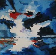 Picturi abstracte/ moderne Reflexii
