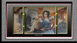 Picturi abstracte/ moderne 201 geniu