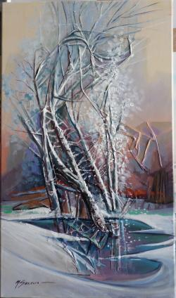 Picturi de iarna 90 iarna geroasa v