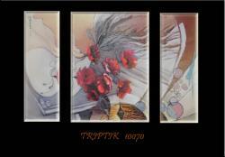 Picturi cu flori abstrct  p2