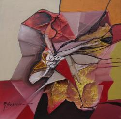 Picturi abstracte/ moderne acolo s-au stins pasiunile--i99