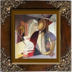 Picturi abstracte/ moderne agonie si extaz  ---zzz