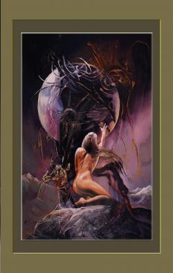 Picturi surrealism am facut legamant cu alesul meu  xx9