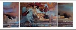 Picturi abstracte/ moderne Carnaval la Venetia--xx5