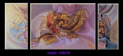 Picturi abstracte/ moderne curentul cosmic   mx